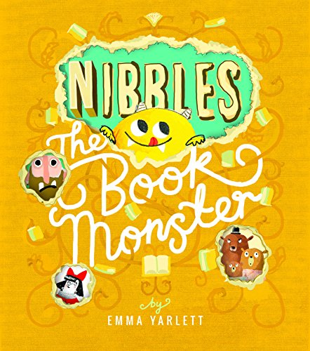 Image result for nibbles the book monster