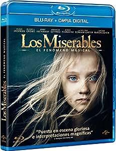 Los Miserables (Blu-ray + Copia Digital) [Blu-ray]