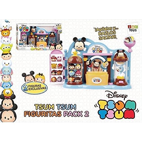 IMC Toys - Play Set Tsum Tsum (171534): Amazon.es: Juguetes y juegos