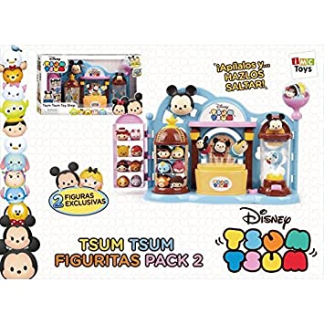 IMC Toys - Play Set Tsum Tsum (171534)