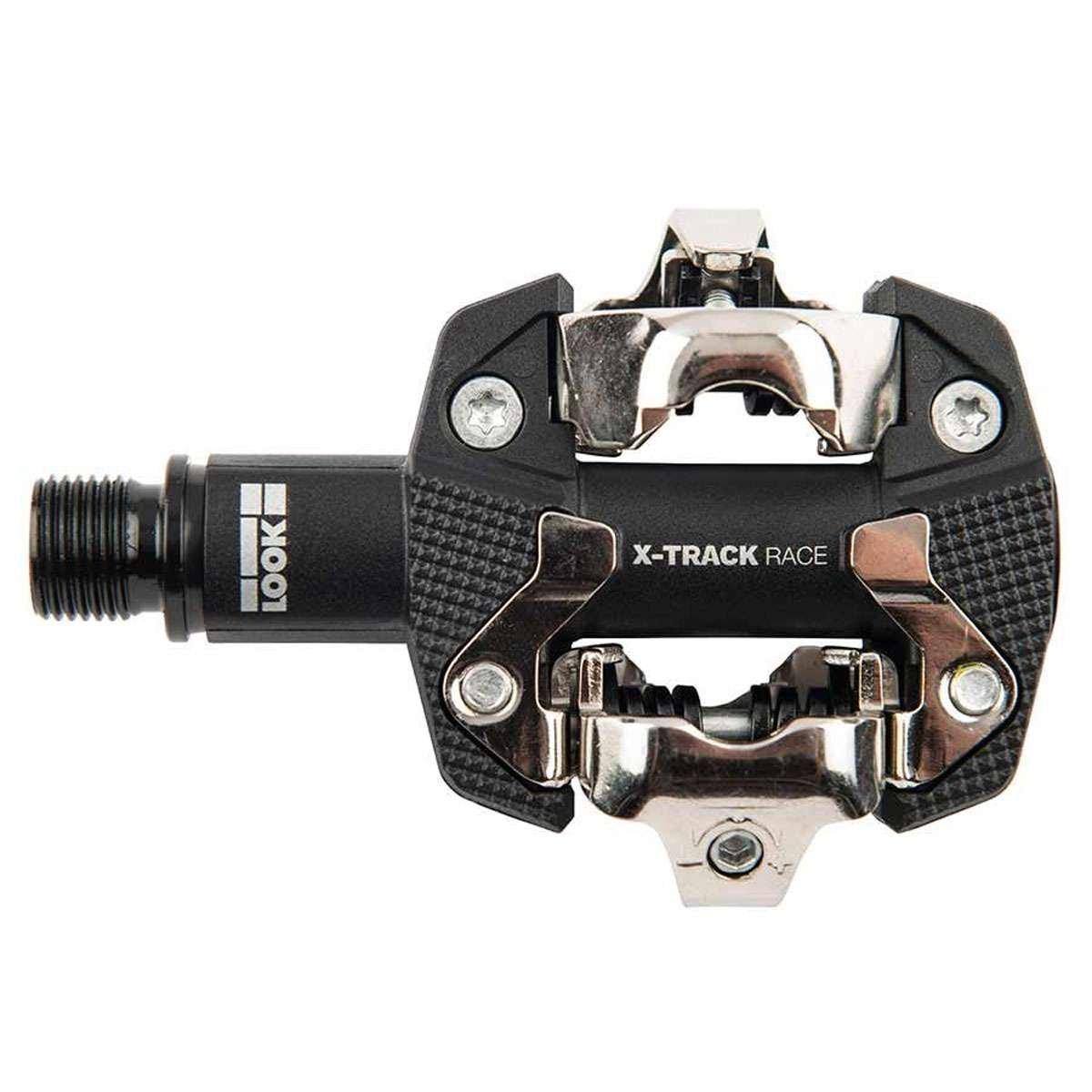 Look x-track Race Clipless MTBペダル – 00018229 B0794JZ49R