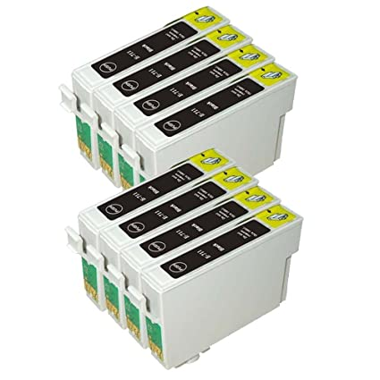 TiAN - 8 negro Compatible T0711 cartuchos de tinta de ...