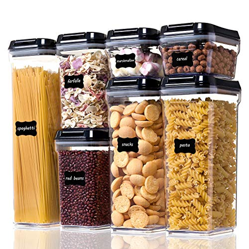 Airtight Containers Vtopmart Organization Chalkboard product image
