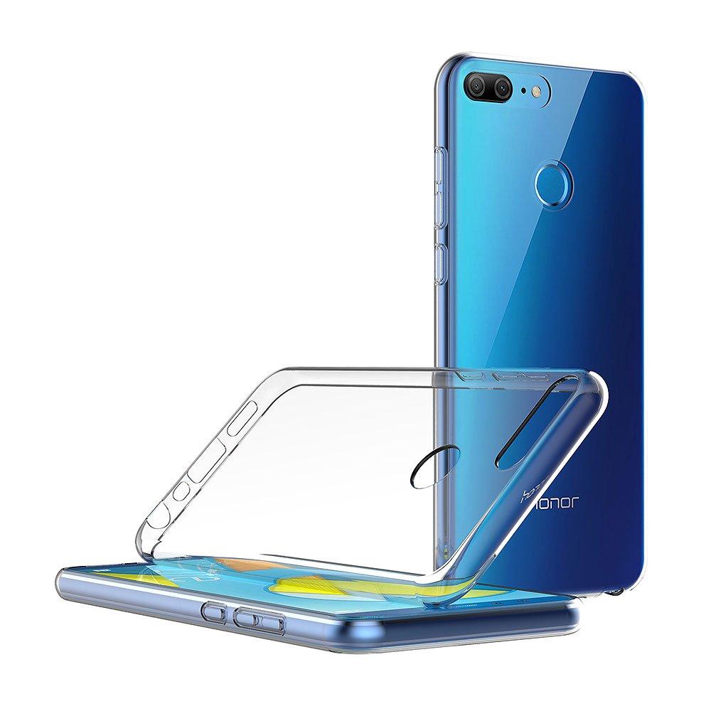 5,65 Pollici Cover Huawei Honor 9 Lite Silicone Case Molle di TPU Trasparente Sottile Custodia per Honor 9 Lite AICEK Cover Honor 9 Lite