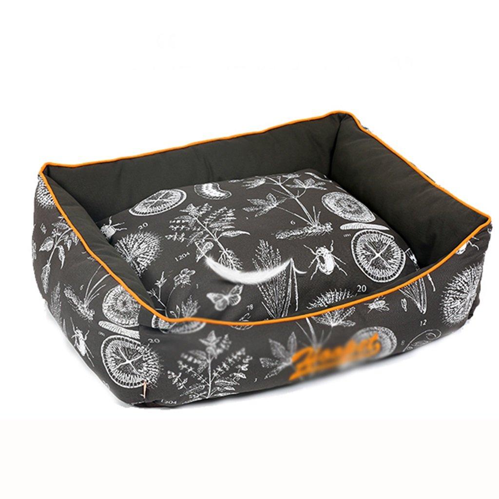 Il kennel può essere lavato e rimosso quattro stagioni letto comune cane PP cotone cave caldo ( dimensioni   Xl )