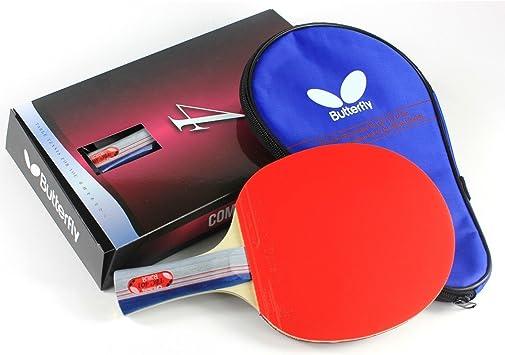 Amazon.com: Butterfly 401 - Juego de raquetas de tenis de ...