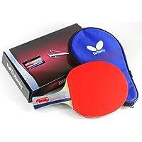 Butterfly 401 Shakehand Raqueta para tenis de mesa