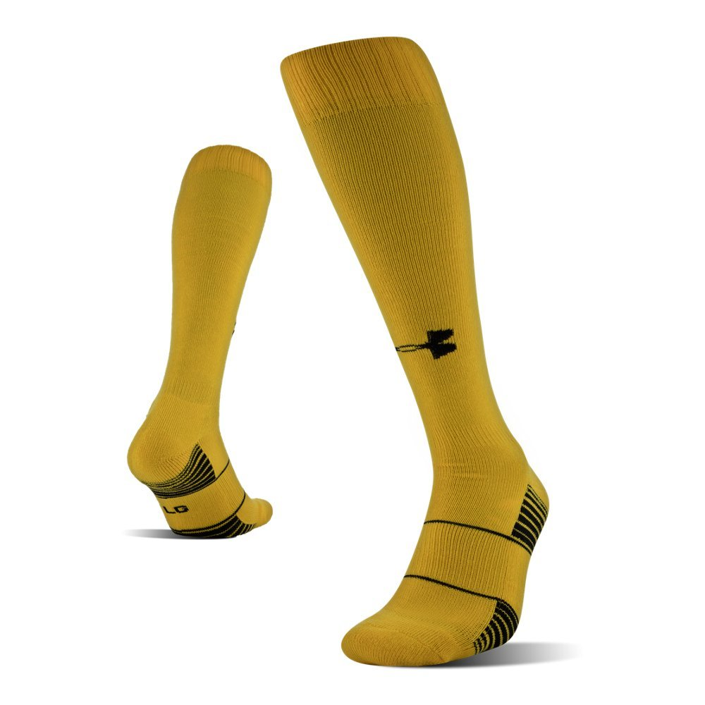 Under Armour UA Over-The-Calf Team MD Steeltown Gold