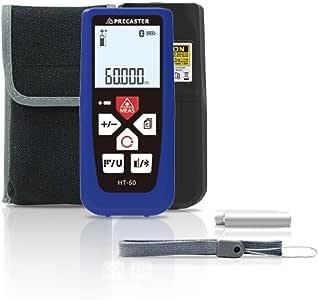 60 m Digital LCD Medidor láser con App para smartphone – precaster HT60: Amazon.es: Bricolaje y herramientas