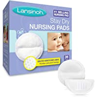 Lansinoh 20265 Almohadillas desechables para la lactancia Blanco 36 unidades 0.50|pounds