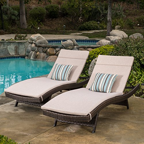 Top 5 best outdoor chaise lounge adjustable for sale 2017 for Best outdoor chaise lounges