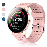 LEKOO Fitness Tracker - Activity Tracker with Step Counter - Waterproof SmartWatch...