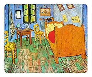 Impressionism Personalized Design Rectangular Mouse Pad Bedroom