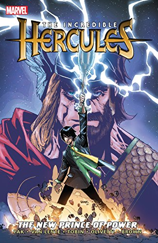 Incredible Hercules: The New Prince of Power (Heroic Age: Prince of Power)