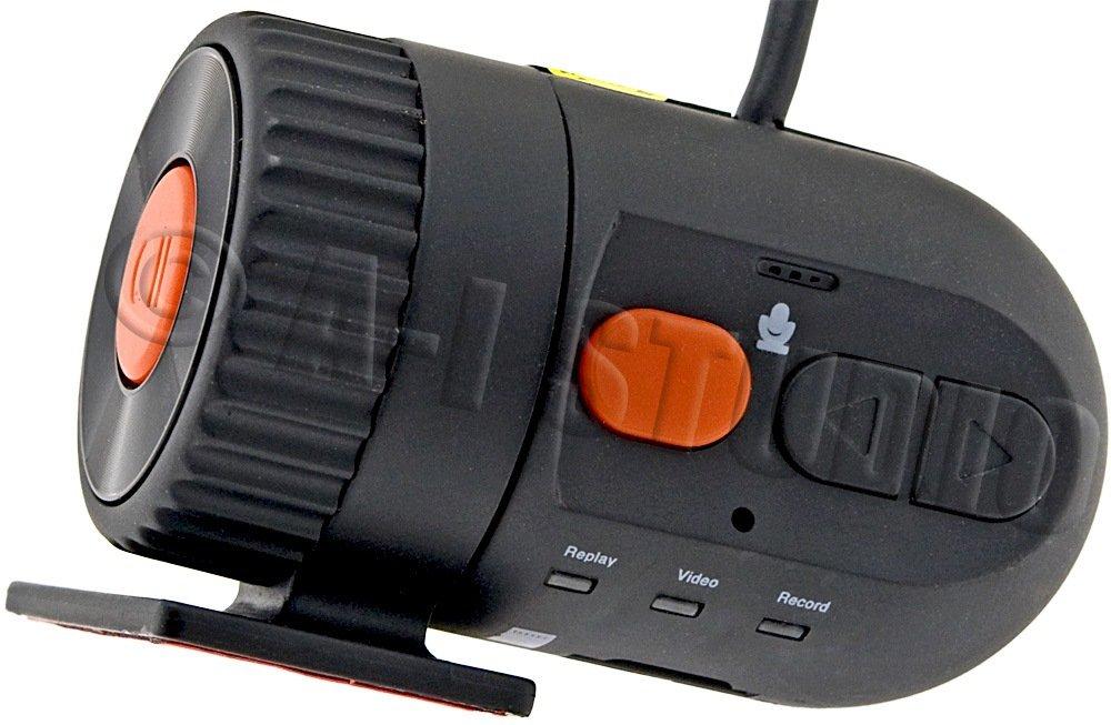 High Kick Digital DVR Night Vision Color Dash Surveillance Camera with G-Sensor for Automatic Recording and Microphone HK-1515DVR