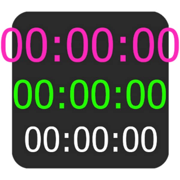 Stopwatch And Timer Appstore For Android Amazon Com