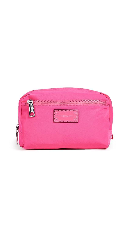 28eaffa1fadd Rebecca Minkoff Womens Nylon Cosmetic Pouch SH17MNYM05-001 - blog ...