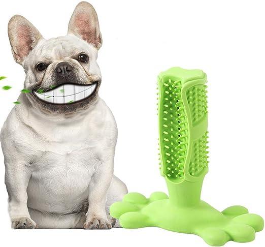 Stick para Cepillo Dientes para Mascotas, Masajeador Limpieza De ...