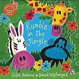 Rumble in the Jungle: Board Book