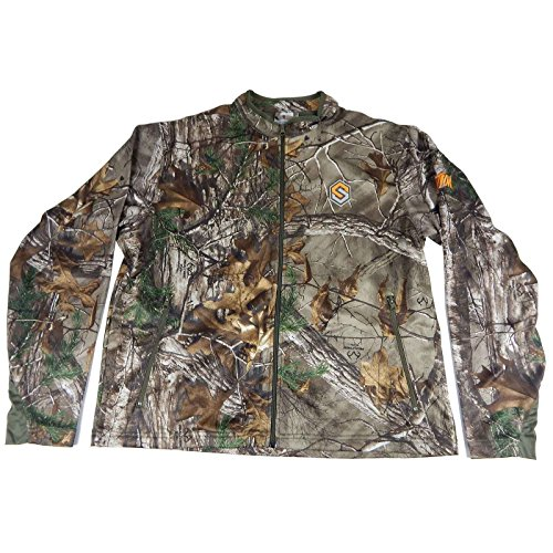 ScentLok Men's Ignition Lightweight Jacket Realtree Xtra ME XTRA 87018-056 - Ignition Jacket