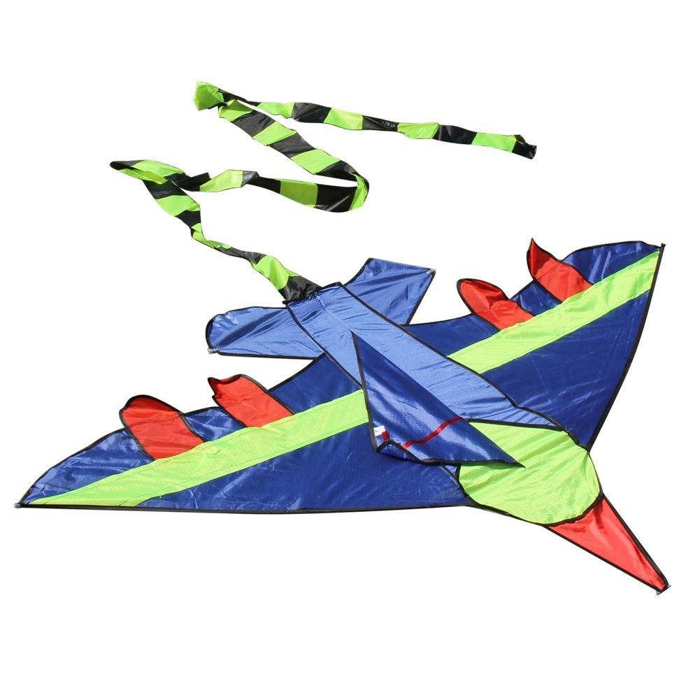Everpert Kid aquilone novità a forma di aereo aquiloni all' aperto giocattoli per bambini