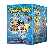 Pokémon Adventures Red & Blue Box Set: Set includes Vol. 1-7