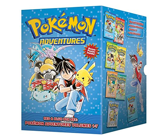 Pokémon Adventures (7 Volume Set)