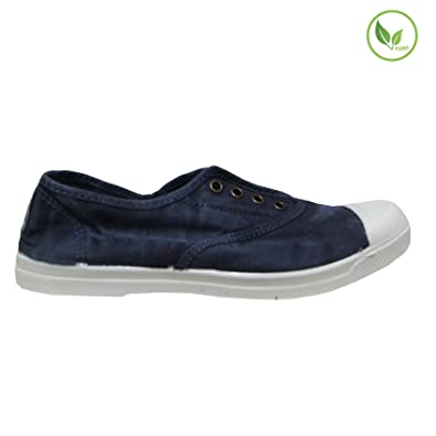 Sneaker Natural World Ingles Elas Enz 40 Kaki Damen