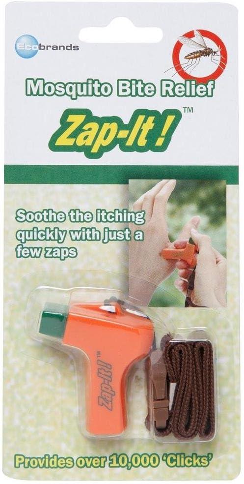 Nodshop Zap - Mecanismo antipicaduras: Amazon.es: Salud y cuidado personal