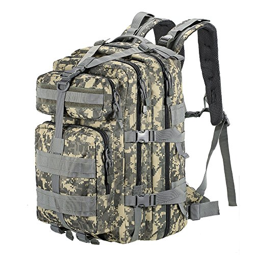 ABCAMO 45L Hunting Outdoor 3P Backpack by ABD OUTDOOR