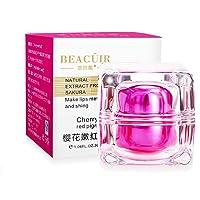 BEACUIR Natural Extract From Sakura Lips Cherry Mette Red Pigment Whitening Cream...