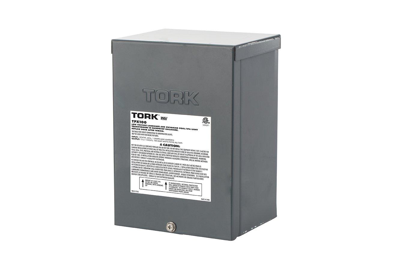 NSi Industries TPX100 Pool Light Transformer, 100W - - Amazon.com