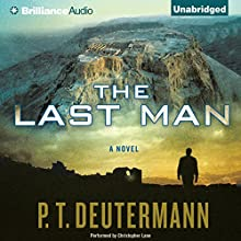 The Last Man Audiobook by P. T. Deutermann Narrated by Christopher Lane