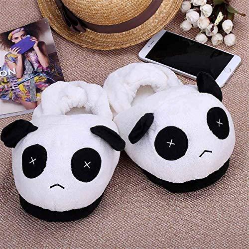 Velvet Home Semelle Cute Skip Anti avec Faith Hiver 40 Herren Upper Eu qualité Haute Panda amp; en Pantoufles Wings Coral 42 taxPw