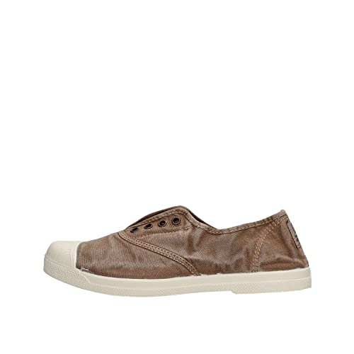 Zapatillas NATURAL WORLD INGLES ELAS ENZ 37 Beige Mujer: Amazon.es: Zapatos y complementos