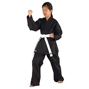 Kwon Kimono de karatŽ pour enfant Karatea Shadow