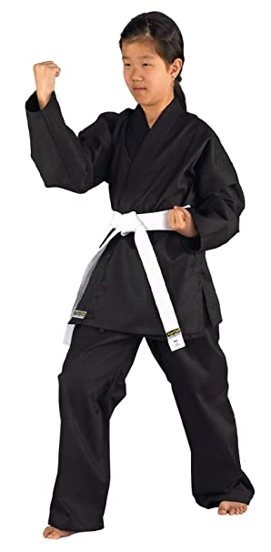 06106ae60 KWON Shadow Childrens Karate Uniform