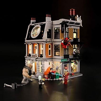 LEGO 76108 Marvel Super Heroes Avengers Infinity War Sanctum Sanctorum Showdown