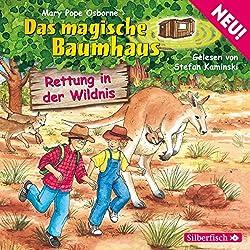 Rettung in der Wildnis (Das magische Baumhaus 18)