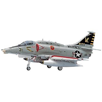 A-4M Skyhawk USMC Attacker 1/48 Hasegawa: Toys & Games