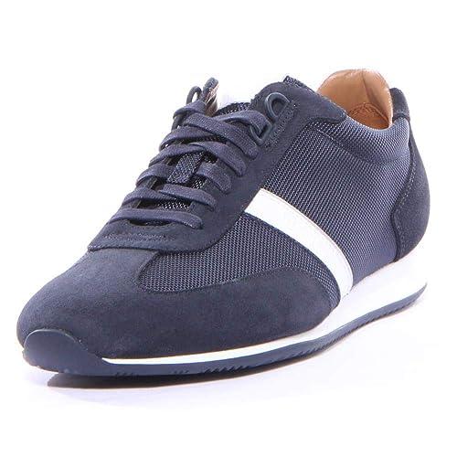 free shipping 57a2b 096da BOSS Hugo Orland_Lowp_sdny2 Sneakers Herren Schuhe: Amazon ...