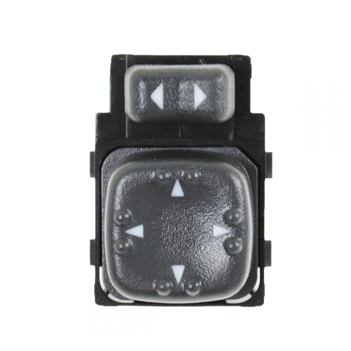 Power Mirror Switch Two Button for Silverado Sierra Tahoe Yukon Suburban Yukon