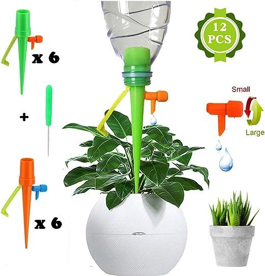 Dispositivos de riego automático para plantas, sistema de riego ...