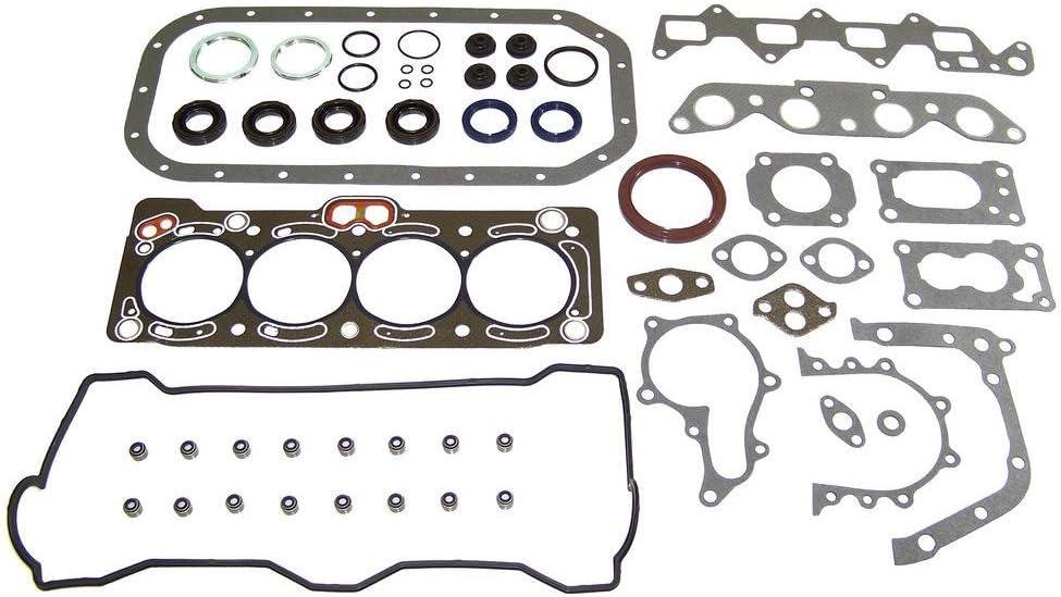DNJ EK920M Master Engine Rebuild Kit For 88-93 Geo Toyota Corolla 1.6L DOHC 16v