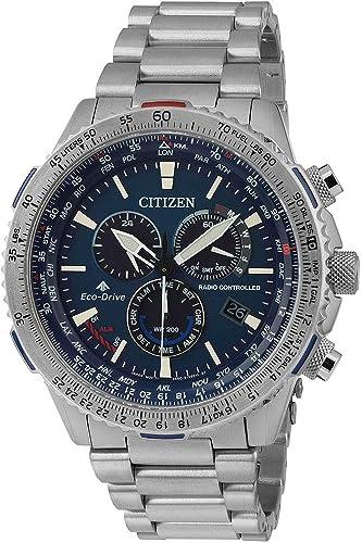 Citizen Radio Controlled CB5000-50L Reloj radiocontrolado para hombres: Amazon.es: Relojes