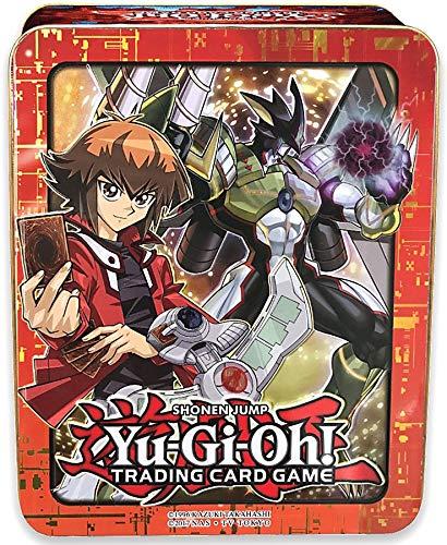 Yugioh 2018 Mega Booster Packs Tin: Jaden from Yu-Gi-Oh!