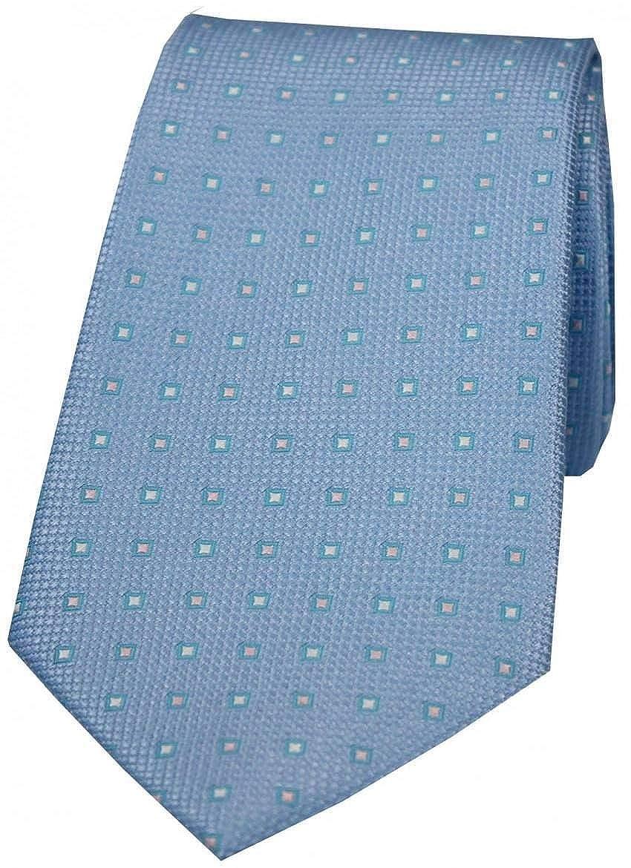 David Van Hagen - Corbata de seda para hombre, diseño de caja ...