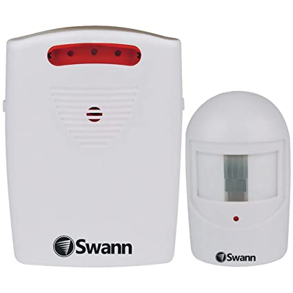 Swann SCUHMDR Stand-Alone Driveway Alert Alarm Kit