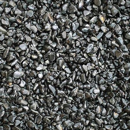 5 Pounds Exotic Pebbles BPWS461 Bean Pebble White