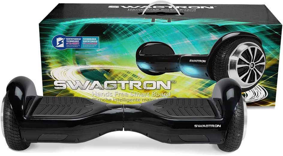 Swagtron Swagboard Pro T1 Black - 7